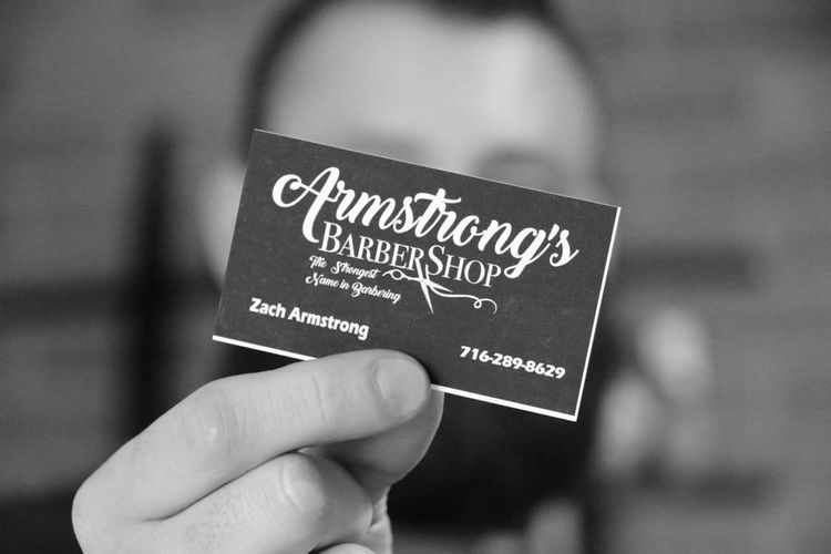 Armstrong's Barber Shop