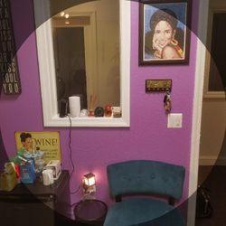 Kimistrē Salon, 2200 Petrie Ln, Sola Salon Kimistre INC #3 at the Woodmore town Center, Glenarden, 20706