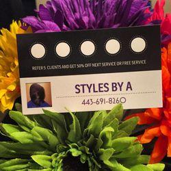StylesByAsha, 3939 Erdman Ave, Baltimore, 21213