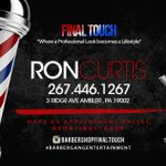 RON FINAL TOUCH