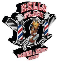 Jermaine @ Rells Place Barbershop, 2612 Portage Mall, Portage, 46368