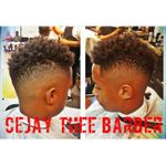 CEJAY THEE BARBER - inspiration