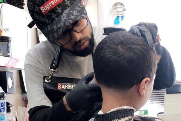 Blow-Out Season Barber Shop