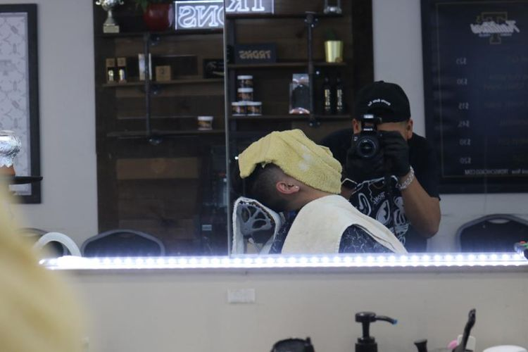 Armando @ Traditions 3 Barber Lounge