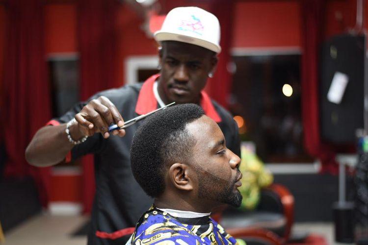 Gabby Da Barber