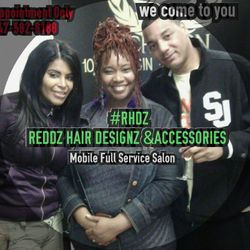 Reddz Hair Designz and Accessories, 70 East 55th Street, New York, 11203