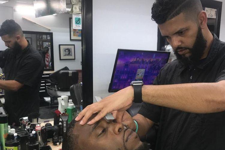 TonyToka Barber