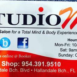 Studio M, 111  east hallandale beach blvd, Hallandale Beach, FL, 33009