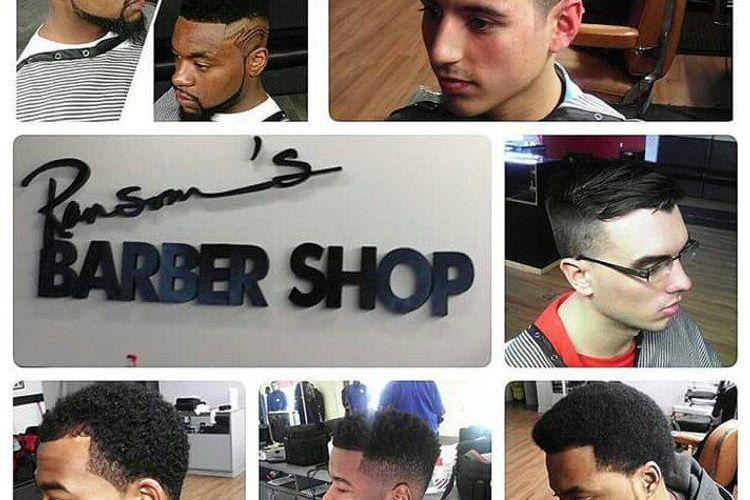 Carl Reed (Ransom's Barbershop)