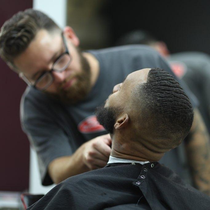 Barbershop - Xclusiv Barber Lounge & Fusion Nails
