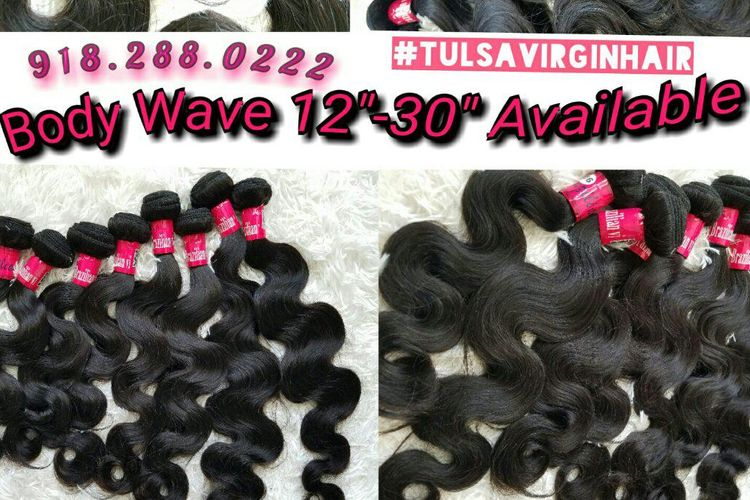 Tulsa Virgin Hair