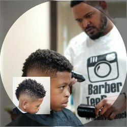 Travis Pearson A.K.A. BarberTeeRock, 6400 W Plano Pkwy, 104, Plano, 75093