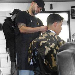 Adrian The Barber, 471 Main Street, Watsonville, 95076