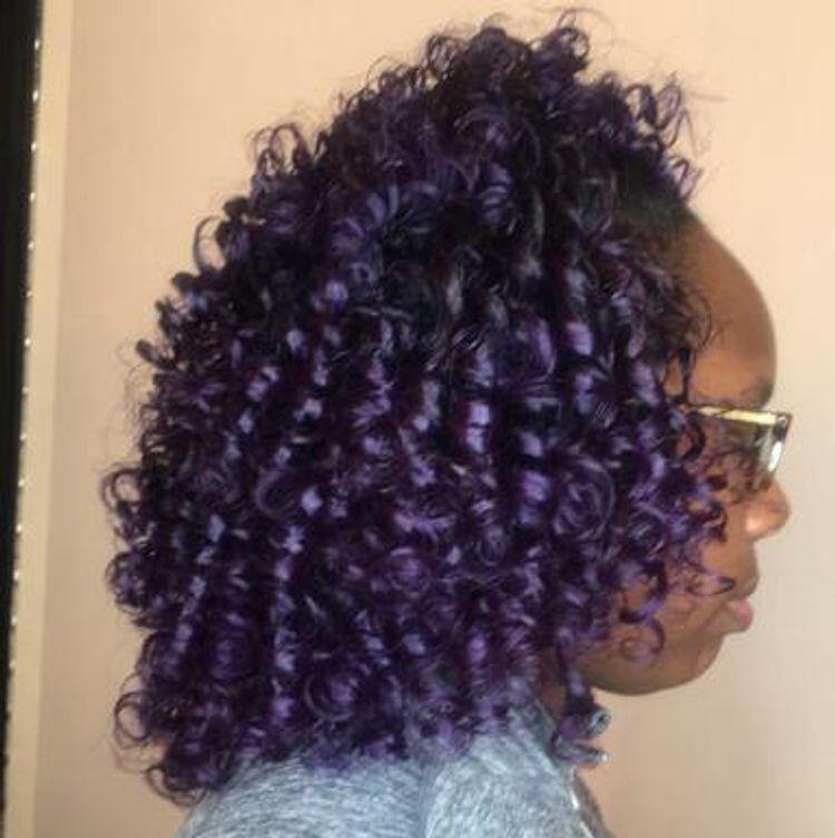 Purple flexirods 💜