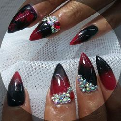 STACIE'S LACQUER & BEAUTY SPA, 4140 Jonesboro Rd, A-12, Forest Park, 30297