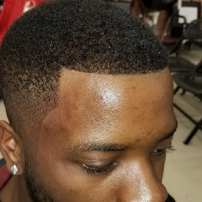 Barbershop - Mark the Bald Fade King