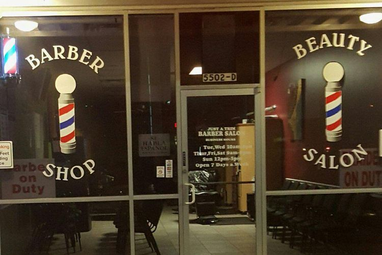 Just A TRIM Barber Salon