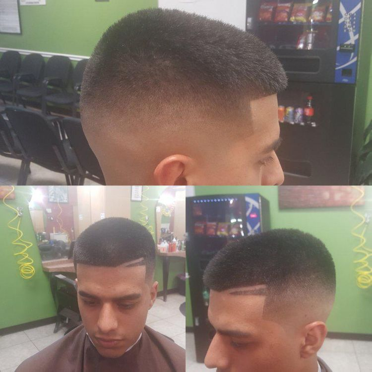 Tank the barber