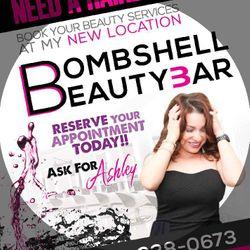 Bombshell Beauty Bar, 2126 Newpark Mall Rd, Newark, 94560