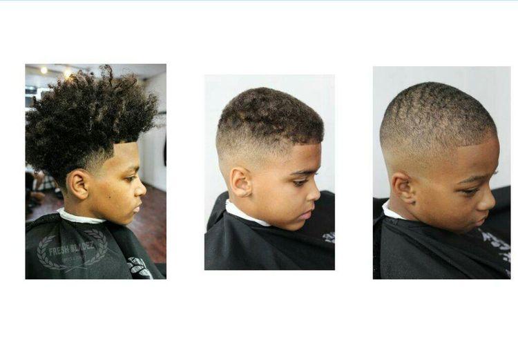 Fresh Bladez Barber And Beauty