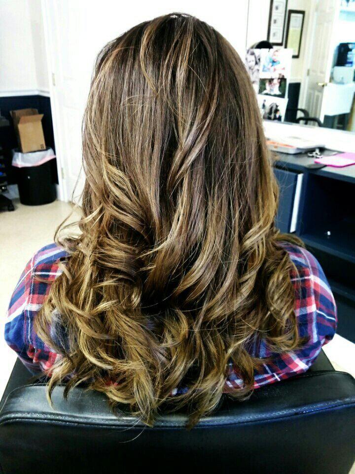 Hair Salon - Hair Collage