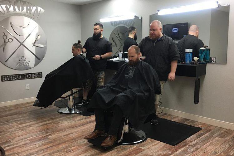 Uptown Barber Lounge