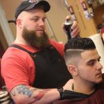 The Palace: Elite Grooming, Haircuts & Designs