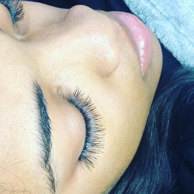 Eyebrows & Lashes - Spoiled Lashes and Spa Boutique