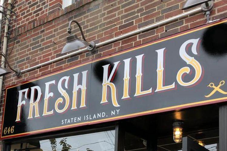 Fresh Kills Barbershop