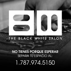 The Black White Salon, 70 Calle Marina, Ponce, 00730