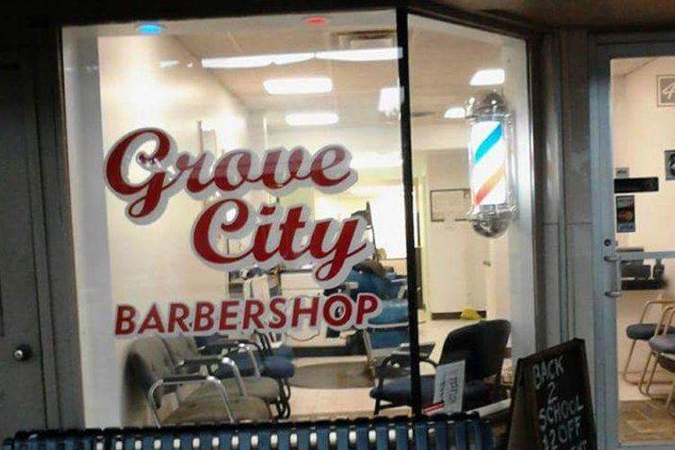 Grove City Barber Shop