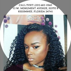 Narjorie's Beauty Lounge, 13 W Monument Ave, Suite B, Kissimmee, 34741