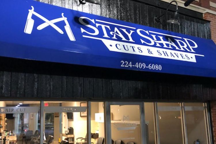 Stay Sharp Cuts & Shaves