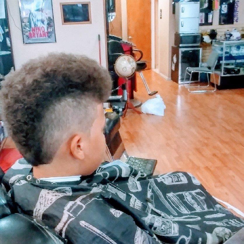 Barbershop, Hair Salon, Beauty Salon, Hair Removal, Home Services - Mark's Cuts