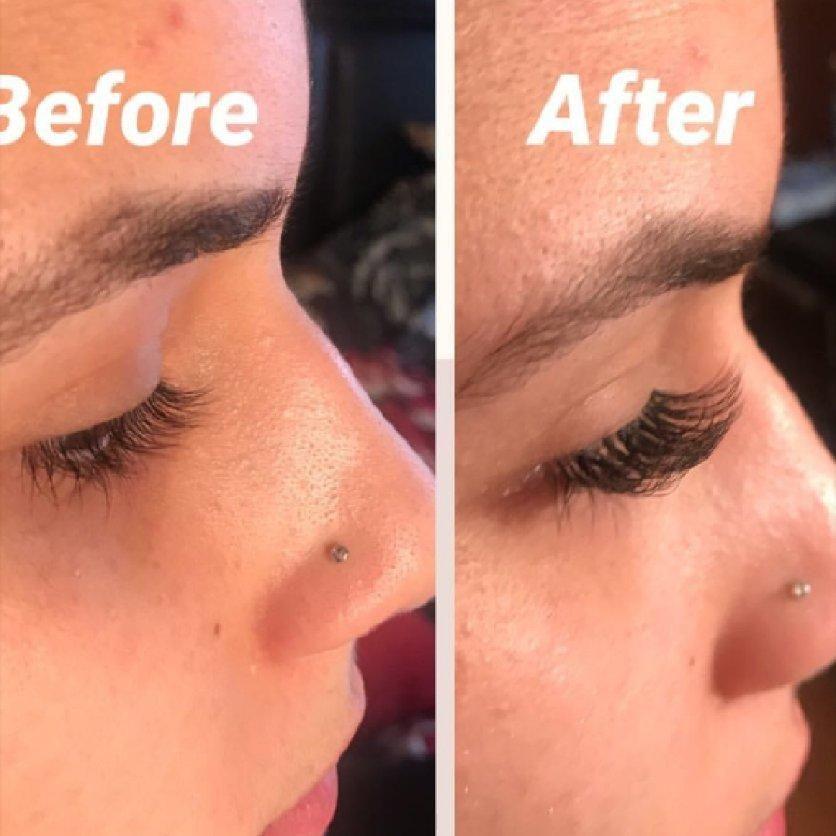 Eyebrows & Lashes - genesishairstudiodayspa