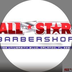 Allstar Barbershop #2, 10038 University Blvd, 10038, Orlando, 32817