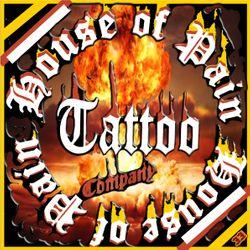 House Of Pain Tattoo company, 1314 7th Street, Rockford, 61104