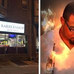 "The BarberShop Lounge ""Khary the barber"""