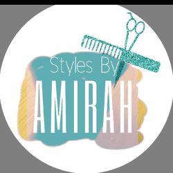 Styles By Amirah @ Old Roots Barbershop, 13719 N Nebraska Ave 33613, Tampa, FL, 33613