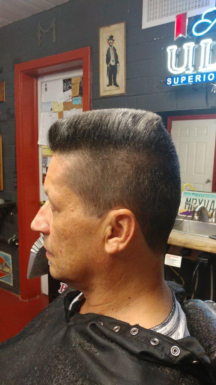 #1 with a trim