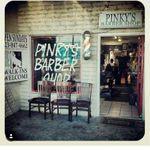 Pinkys Barbershop - inspiration