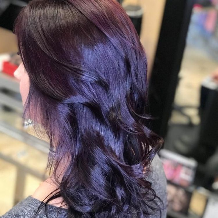 Beautiful Violet color