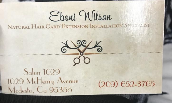 Eboni Essence Hair, Modesto, CA - pricing, reviews, book