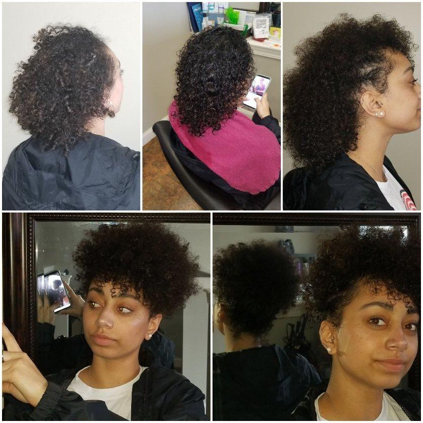 Hair Salon - Erica Johnson