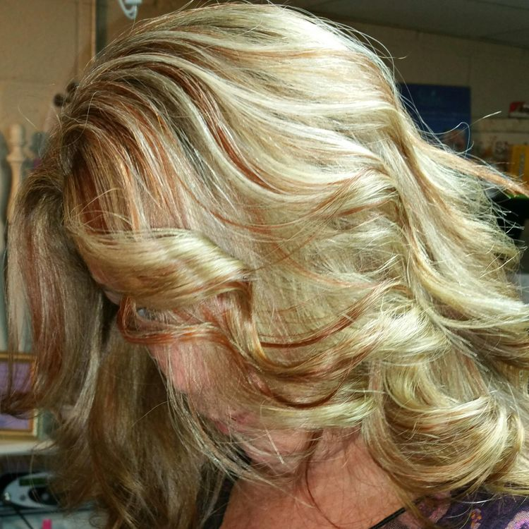 Be adventurous with glamourous highlights!!