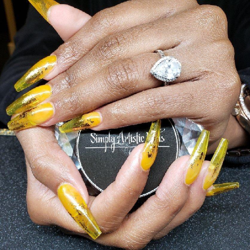 Nail Salon - Simply Artistic Nails