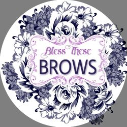 Bless These Brows, 1212 Towanda Ave, North Entrance, Bloomington, 61701