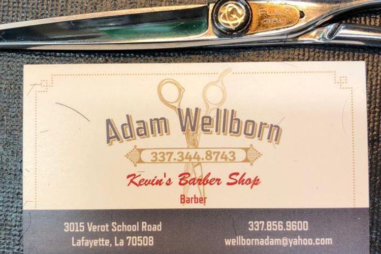 Adam Wellborn
