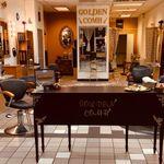 Golden Comb By Debora Nicol'