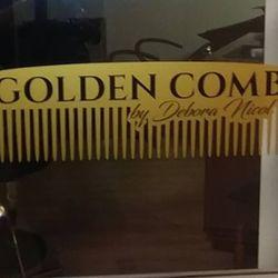 Golden Comb By Debora Nicol', 820 Palm Bay Road Northeast, Suite 108, Melbourne, 32904